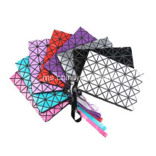 Fashional Lattice Fabric Handbag for Younger